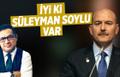 Osman Diyadin: İyi ki Süleyman Soylu var!