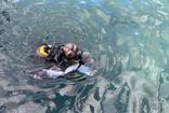 Kadıköy'de dalgıçlar su altı temizliği yaptı denizden çıkanlar dehşete düşürdü
