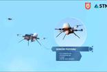 'Sürü drone'ların görüntüleri ilk kez CNN TÜRK'te yayınlandı