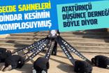 Atatürk'e secde görüntüleri dindarların komplosuymuş