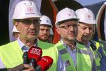 """Bakanı Dönmez: """"TürkAkım Projesi'ni yıl sonuna kadar bitireceğiz"""""""