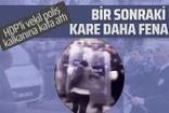 HDP'li kadın vekilden polis kalkanına kafa atışı