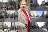 Uşak'ta Vali Kocabıyık kızdı sokaklar boşaldı işte öncesi ve sonrası