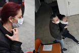 İzmir'de hemşire dehşeti yaşadı! Camları kırdı, hakaretler savurdu