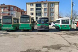 Edirne Uzunköprü'de toplu ulaşım 15 gün durduruldu