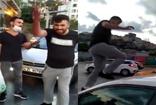İstanbul Alibeyköy'de trafikte kadın sürücüye saldıran şüpheli tutuklandı