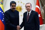 Erdoğan ile Maduro telefonla görüştü