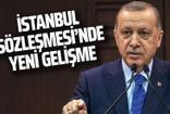 İstanbul Sözleşmesi'nde yeni gelişme