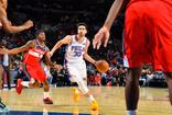 NBA'de Philadelphia 76ers'tan Houston Rockets'a 38 sayı fark