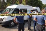Adana'da cenaze aracı şoförüne silahlı saldırı