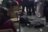 Çapa'da dehşet anları! Maske uyarısı yapan sağlık çalışanını dövdüler