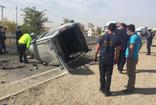 Konya'da kaza: 1 ölü, 7 yaralı