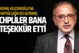 Fatih Altaylı'dan Kemal Kılıçdaroğlu açıklaması! CHP'liler teşekkür etti