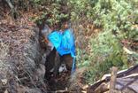 Bingöl'de PKK'lı teröristlerin kullandığı 2 sığınak imha edildi