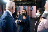 Tekirdağ'ın gelini Rohini Kösoğlu Joe Biden yönetimine girdi! Kamala Harris'in sağ kolu oldu