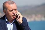 Cumhurbaşkanı Erdoğan'dan, şehit polis Barış Göl'ün ailesine başsağlığı mesajı