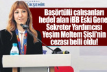 Başörtülü çalışanları hedef alan CHP'li eski İBB yöneticisinin cezası belli oldu