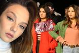 Yeni diziye başlayan güzel oyuncu dizi tanıtımında kamera flaşının azizliğine uğradı!