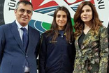 Vanlı Zeynep, atletizmde Türkiye şampiyonu