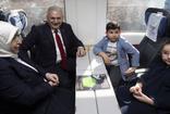 Binali Yıldırım, Meclis Başkanlığı'ndan istifa etti, Ankara'dan hızlı trenle İstanbul'a geldi.