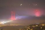 Yoğun sis nedeniyle Şehir Hatları, tüm  vapur seferlerini iptal etti