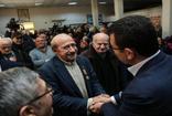İmamoğlu Kore ve Kıbrıs gazilerini ziyaret etti