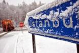 Meteoroloji'den İstanbul'a uyarı: 3-8 cm kar örtüsü bekleniyor