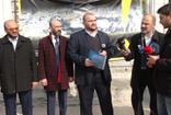 Fatih'te cuma namazı sonrası 'Mescid-i Aksa' protestosu