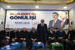 """Muş Belediye Başkanı Asya """"Cumhur ittifakıyla gönül belediyeciliğini inşa edeceğiz"""""""
