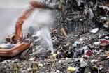 Kartal'da riskli binanın yıkım işlemlerine devam ediliyor