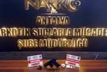Antalya'da uyuşturucu ticareti yapan 6 kişi tutuklandı