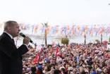 """Cumhurbaşkanı Erdoğan: """"Zillet ittifakında eş başkanlar ne derse o oluyor"""""""