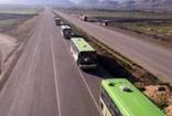 Rusya  Savunma Bakanlığı, Suriye'deki Rukban kampına 15 otobüs gönderdi