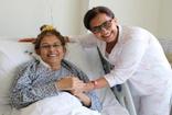 Denizli'de 60 yaşındaki abla kardeşine böbreğini verdi