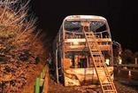 Çin'de tur otobüsü yandı: 26 ölü, 28 yaralı