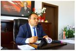 Bozdoğan'ın yeni seçilen AK Partili Belediye Başkanı Ufuk Altıntaş, belediyenin 78 milyon TL borçlu olduğunu görünce ne yapacağını şaşırdı