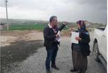 Ziraat mühendisleri Aksaray'da çiftçileri daha sağlıklı ürün yetiştirme konusunda bilgilendirdi