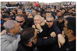 Çubuk'ta şehit cenazesinde Kemal Kılıçdaroğlu'na saldırı soruşturmasında, 37 kişi hakkında işlem yapıldı