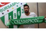 Bursaspor'a eski oyuncusundan haciz şoku