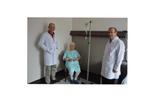 Bulgaristan'dan Bursa'ya tedavi olmak için geldi; sağlığına kavuştu