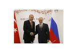 Cumhurbaşkanı Recep Tayyip Erdoğan-Putin görüşmesi başladı