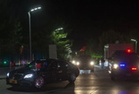 Cumhurbaşkanı Erdoğan yurda döndü: Karşılayanlar arasında Ankara Büyükşehir Belediye Başkanı Mansur Yavaş da vardı