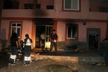 Adana'da bir evde çıkan yangında yaşlı kadın hayatını kaybetti