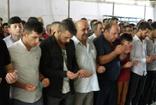 Karabük'te trafik kazasında ölen Melek, gözyaşları içinde toprağa verildi