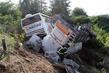 Düzce TEM yolunda zincirleme kaza: 1 ölü, 6 yaralı