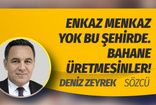 Esenler Belediye Başkanı  Mehmet Tevfik Göksu: Enkaz menkaz yok bu şehirde
