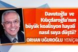 Yeniçağ yazarından Davutoğlu ve Kılıçdaroğlu'nun 35 gün süren koalisyon görüşmelerinin perde arkası