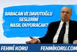 Fehmi Koru'dan medya düzenine eleştiri: Ali Babacan ve Ahmet Davutoğlu seslerini nasıl duyuracak?