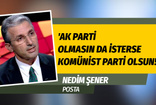 Nedim Şener'den FETÖ'cülerin ByLock yazışmaları: 'AKP olmasın da isterse Komünist Parti olsun'