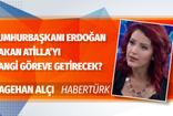 Nagehan Alçı'dan bomba kulis: Cumhurbaşkanı Erdoğan, Hakan Atilla'yı hangi göreve getirecek?
